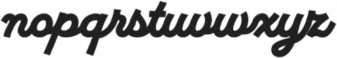 UT Marmalade Bold otf (700) Font LOWERCASE