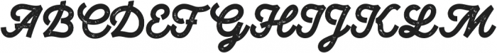 UT Marmalade Printed otf (400) Font UPPERCASE