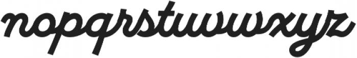 UT Marmalade otf (400) Font LOWERCASE
