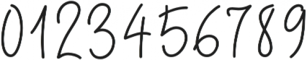 UT Saturday otf (400) Font OTHER CHARS