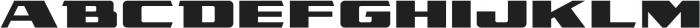 UTC Nomad otf (400) Font UPPERCASE