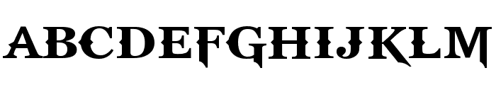 UTM Than Chien Tranh Font LOWERCASE