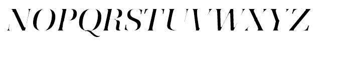 Utile Bold Font UPPERCASE