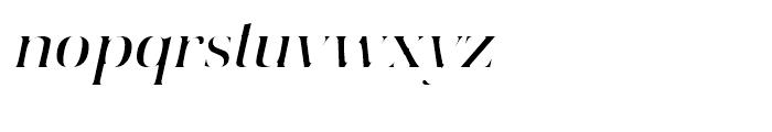 Utile Bold Font LOWERCASE