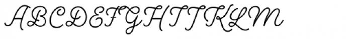UT Sugar Cane Font UPPERCASE