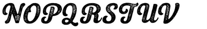 UT Triumph Press Font UPPERCASE