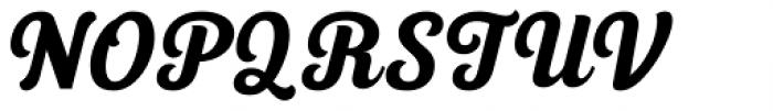 UT Triumph Regular Font UPPERCASE
