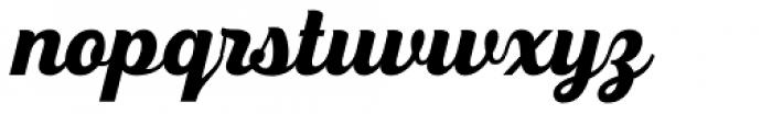 UT Triumph Regular Font LOWERCASE