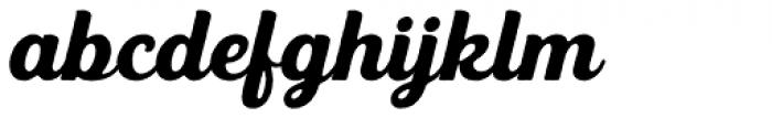 UT Triumph Vintage Font LOWERCASE