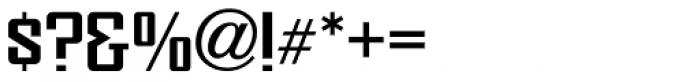 Utica JNL Font OTHER CHARS