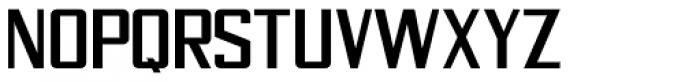 Utica JNL Font LOWERCASE