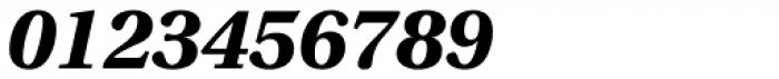 Utopia Caption Bold Italic Font OTHER CHARS