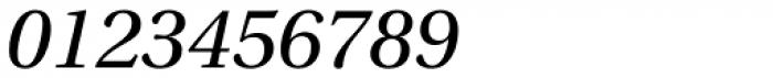 Utopia Italic Font OTHER CHARS