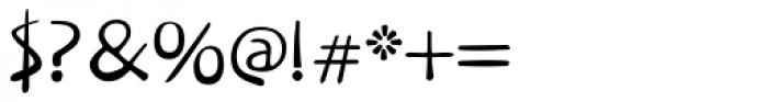 Utshani Font OTHER CHARS