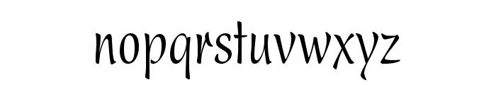 UVN Bay Buom Hep Font LOWERCASE