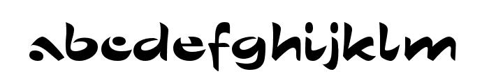 UVN Hoa Dao Font LOWERCASE