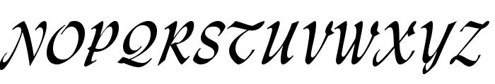 UVN Ly Do Font UPPERCASE