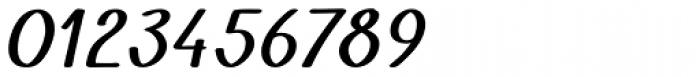 Uyuni Italic Font OTHER CHARS