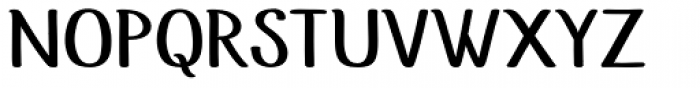 Uyuni Font UPPERCASE