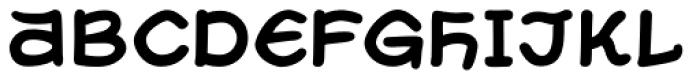 Uzurpator Bold Font UPPERCASE