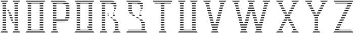 V_Bourbon TextureFX otf (400) Font LOWERCASE