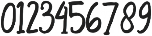 VACAMOUS ttf (400) Font OTHER CHARS