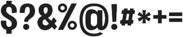 Vacer Sans ttf (700) Font OTHER CHARS