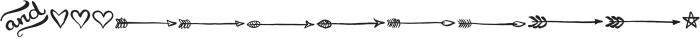 Vagabundo Elements otf (400) Font LOWERCASE