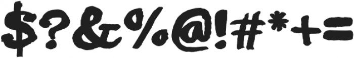 Valdes Clarendon otf (400) Font OTHER CHARS