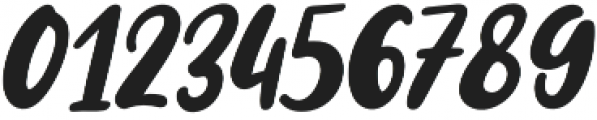 Valentins Slant otf (400) Font OTHER CHARS