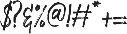Valeriana ttf (400) Font OTHER CHARS