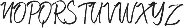 Valeriana ttf (400) Font UPPERCASE