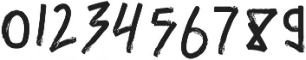 Valetta Man otf (400) Font OTHER CHARS
