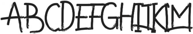 Valetta Man otf (400) Font UPPERCASE