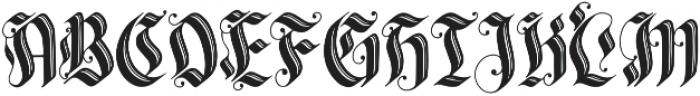 Valldemar otf (400) Font UPPERCASE