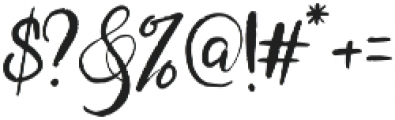 Valledofas otf (400) Font OTHER CHARS
