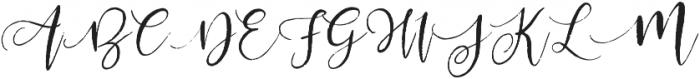 Valledofas otf (400) Font UPPERCASE