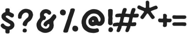Valo otf (400) Font OTHER CHARS