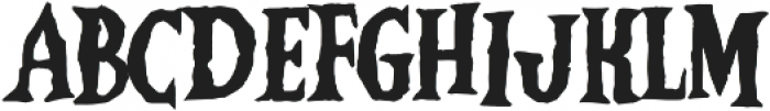 Vampliers otf (400) Font UPPERCASE