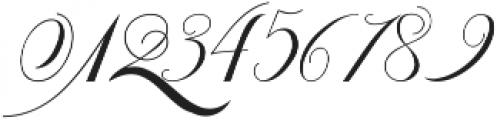 Van den Velde Script Pro ttf (400) Font OTHER CHARS