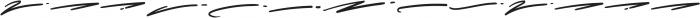 Vandalord Swashes ttf (400) Font UPPERCASE