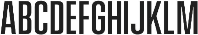 Vanguard CF Medium otf (500) Font LOWERCASE