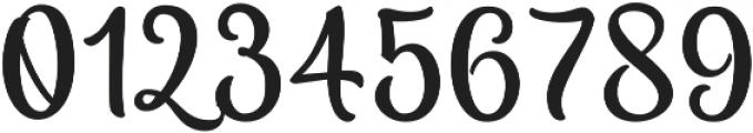 Vanilla Daisy SS 03 ttf (400) Font OTHER CHARS