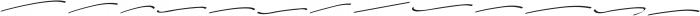 Vanilla Slant Swash ttf (400) Font UPPERCASE