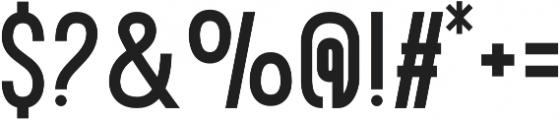 Varche Caps Bold otf (700) Font OTHER CHARS