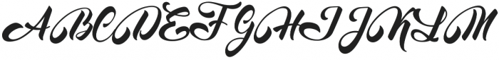 VasilisaNew otf (400) Font UPPERCASE