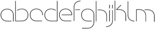 vastra Light otf (300) Font LOWERCASE
