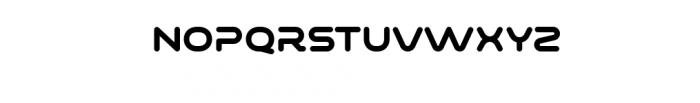 Varino-Bold.ttf Font UPPERCASE