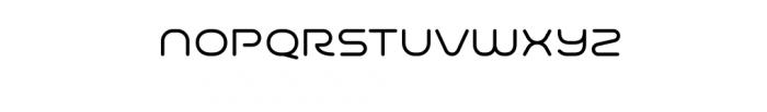 Varino-Light.ttf Font LOWERCASE