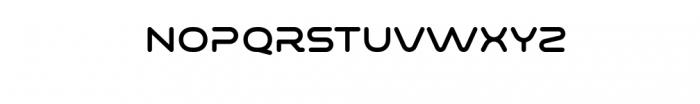 Varino-Normal.otf Font UPPERCASE